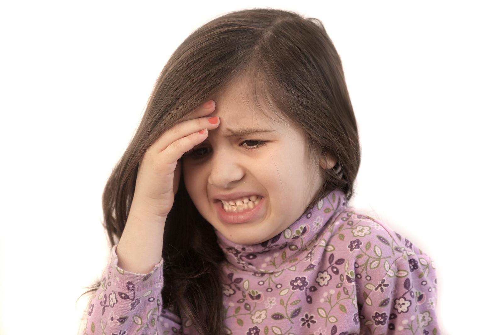 Головная боль мигрени лечение дети